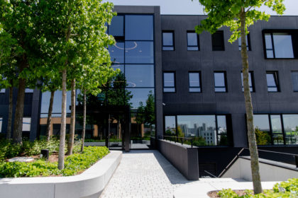 Neubau Büro- & Verwaltungsgebäude